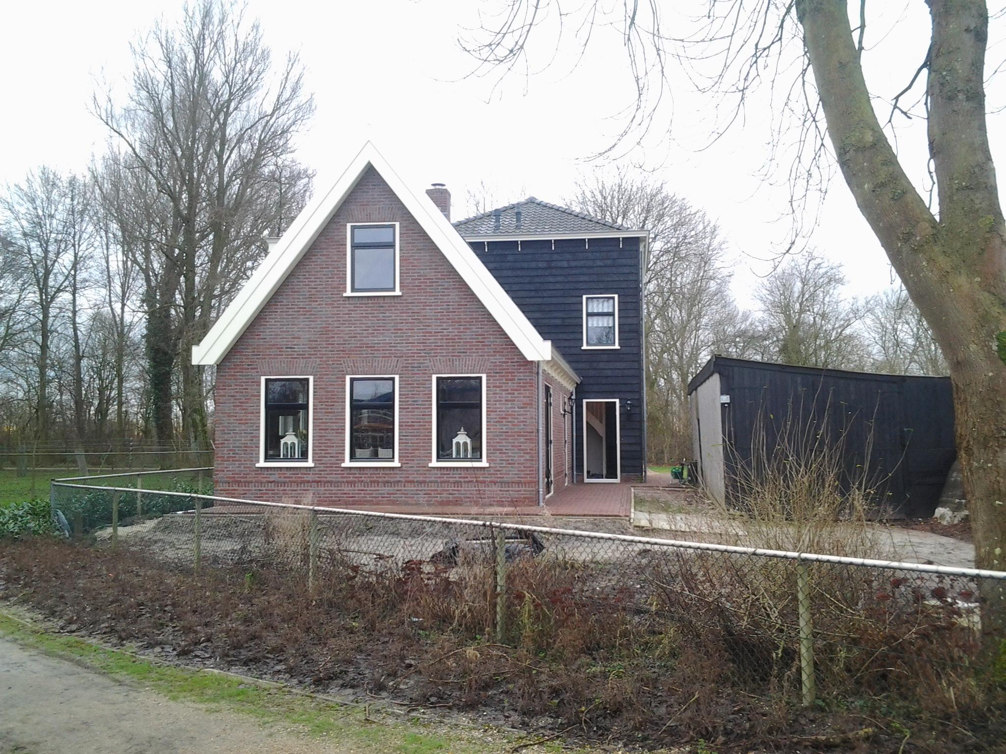 Bouwbedrijf remco broersen - Te vergroten zijn huis met een veranda ...